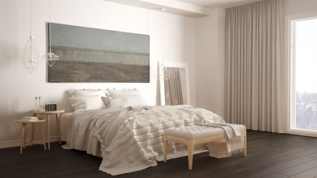 Beige-bedroom