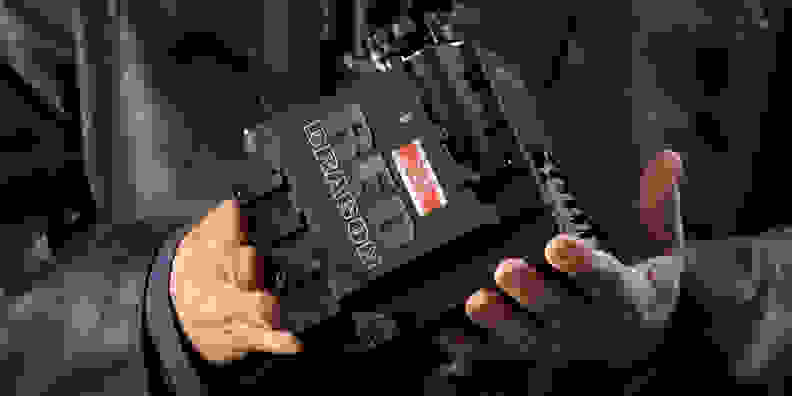 RED Epic Dragon Camera