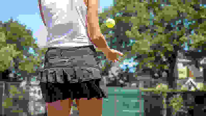 Lululemon Skirt Back
