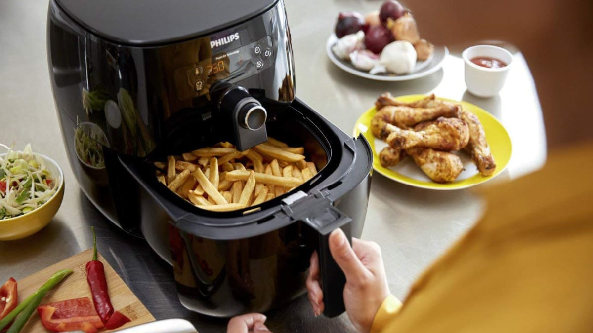 I hated my air fryer—until I learned this one trick