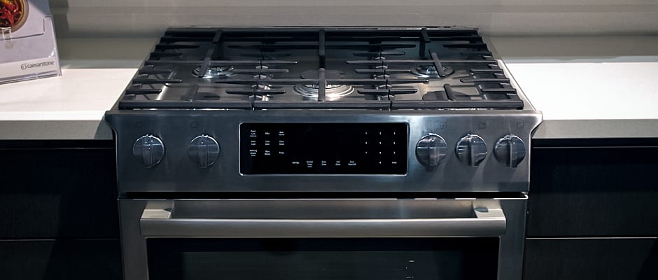 Bosch Benchmark Slide In Range First Impressions Review Reviewed Ovens Ranges