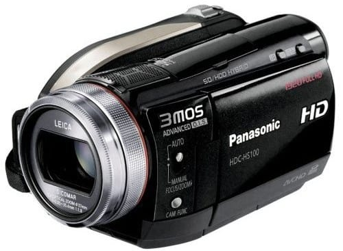 Product Image - パナソニック (Panasonic) (パナソニック) HDC-HS100