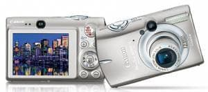 Product Image - Canon PowerShot SD950 IS Digital ELPH