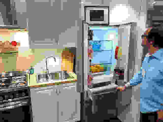 Haier Compact Kitchen