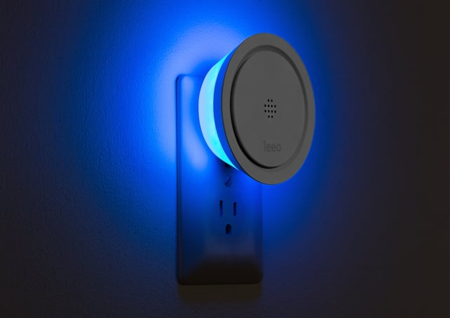 Leeo Smart Alert Night Light