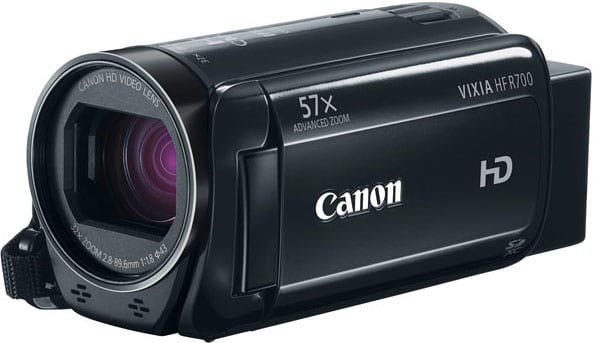 Product Image - Canon Vixia HF R700