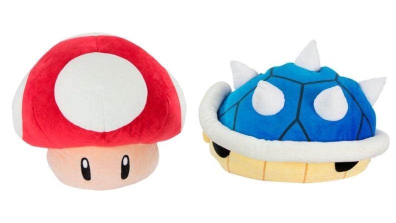 Mario Kart plush