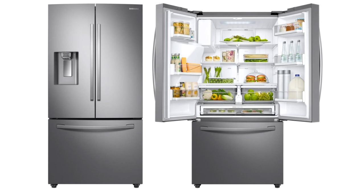 Samsung RF28R6201SR Refrigerator Review