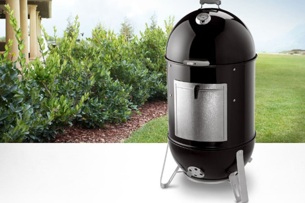 weber 22 5 inch smokey mountain cooker smoker on sale at buydig