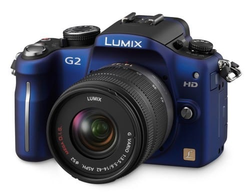 Product Image - Panasonic Lumix DMC-G2