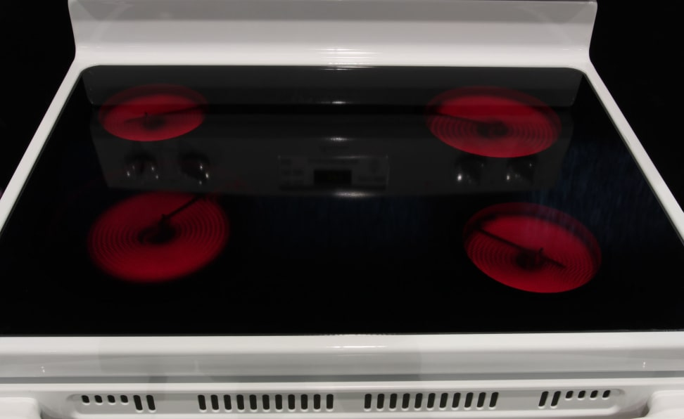 Amana AER5630BAW Burners