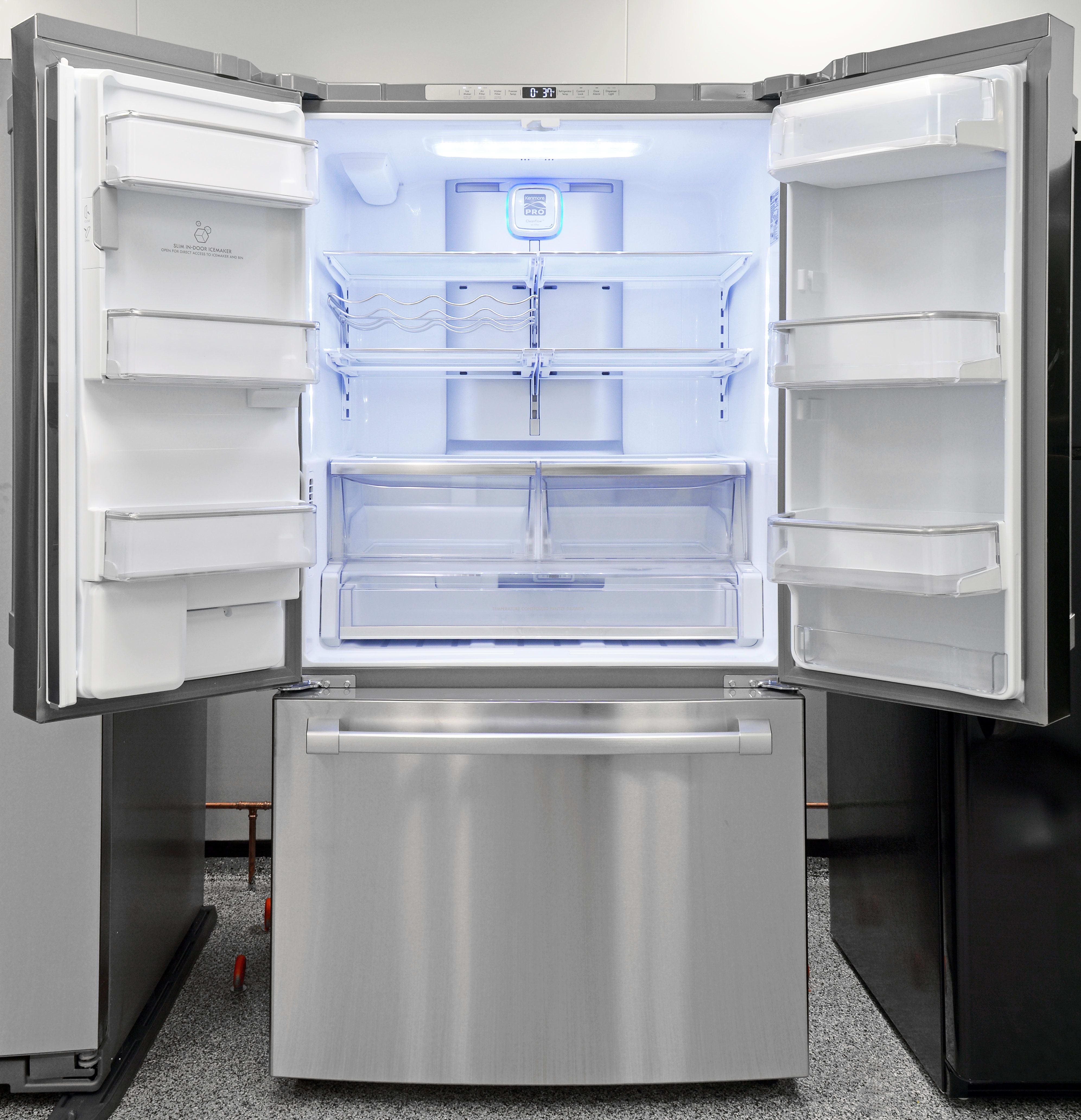 refrigerator display glass door rh cc equipment bev bakery product fogel p counter countertop top restaurant