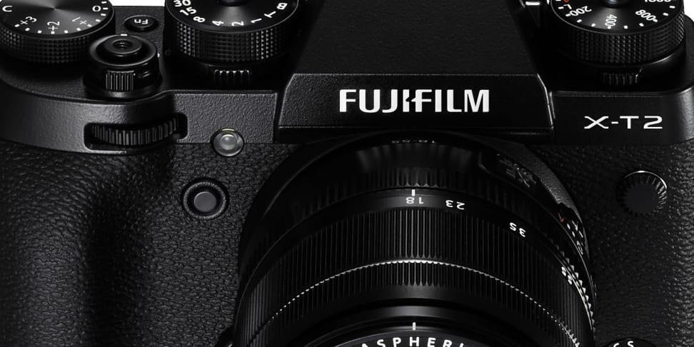 The Fujifilm X-T2 Mirrorless Camera