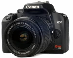 Product Image - Canon EOS Rebel XS