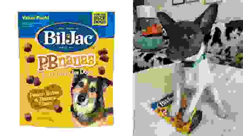 Bil-Jac PB Nana Treats