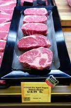 Prime Grade Beef