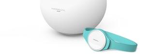 Moneual smart baby monitor hero