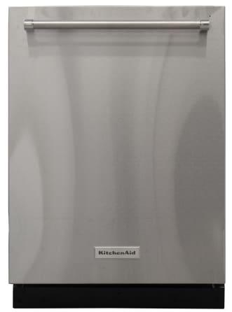 Kitchenaid Dishwasher White >> Kitchenaid Kdtm404ess