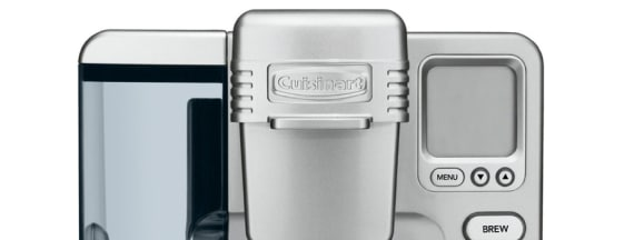 Cuisinart single serve coffee maker ss 700 hero