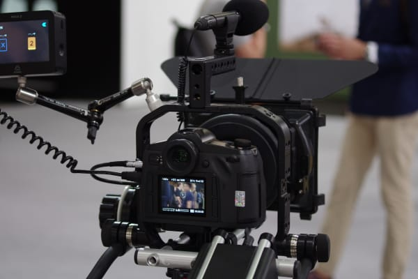 With the Leica S (Type 007) able to shoot 4K video, Leica seemed eager to show off its abilities as a cinema camera.
