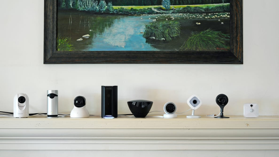 These are the best smart indoor security cameras.