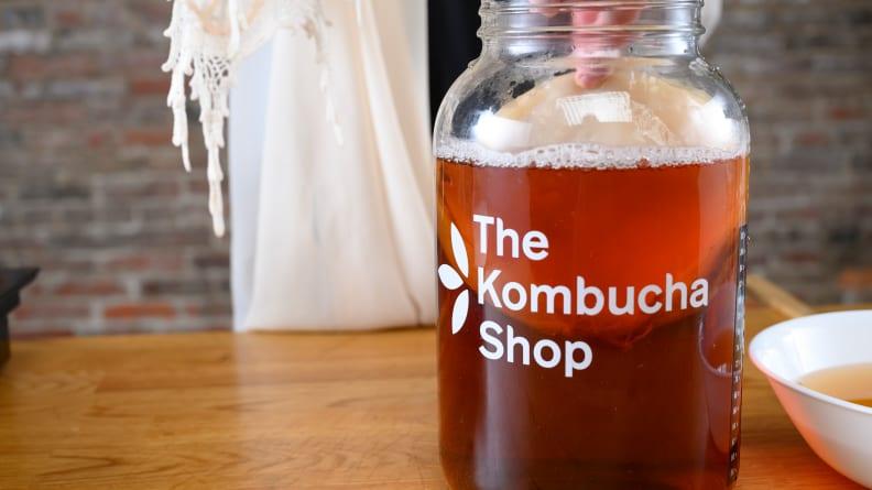 The Kombucha Shop Kombucha Brewing Kit
