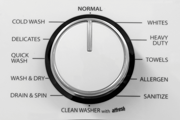 Whirlpool decided not to go overboard with the number of cycles.