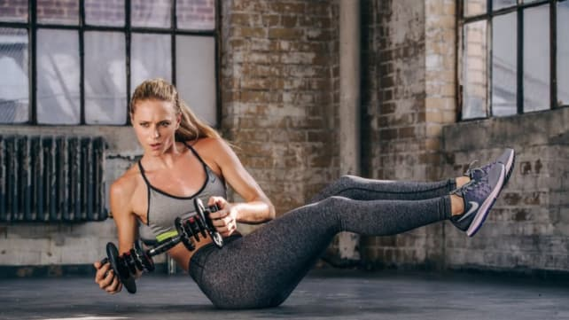 Best health and fitness gifts 2018 bowflex dumbbells