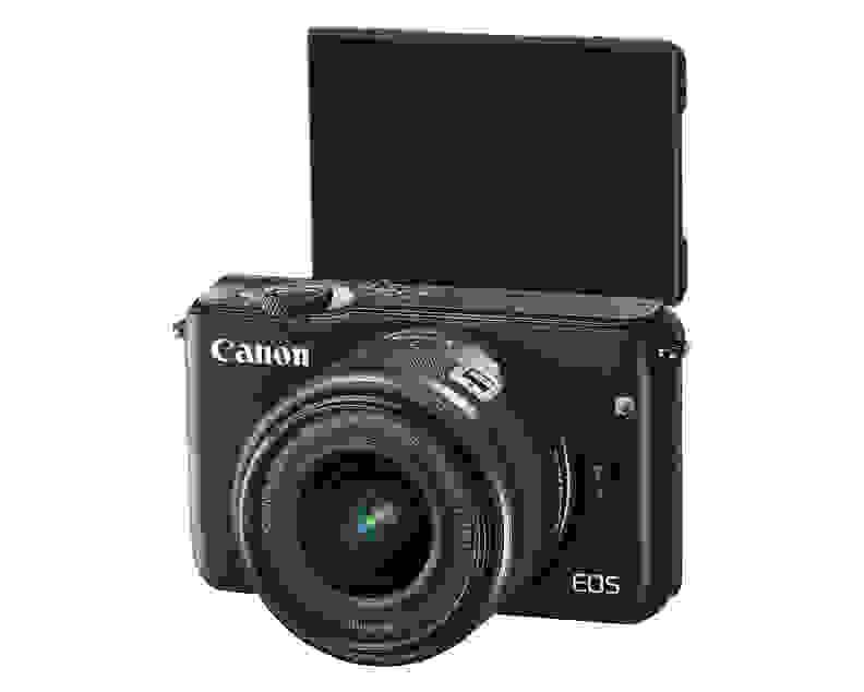 Canon EOS M10 Flip