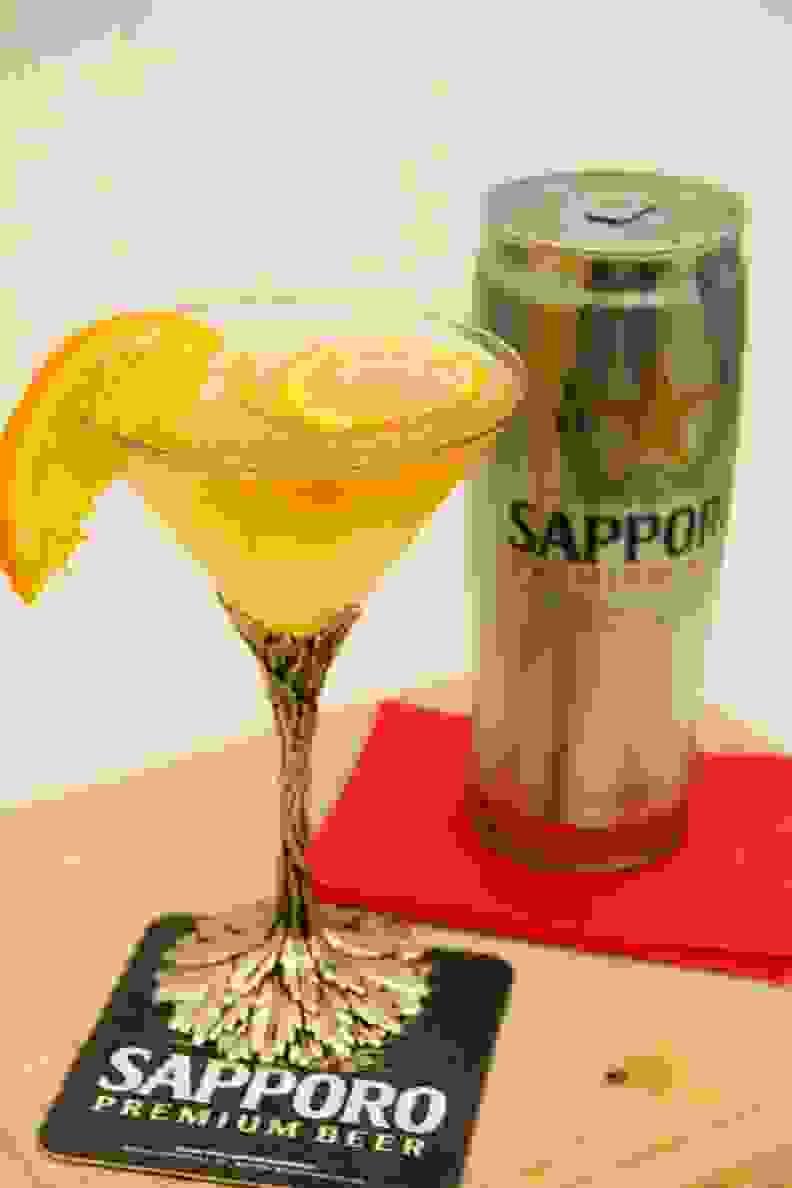 Sapporo Cha (Tea)