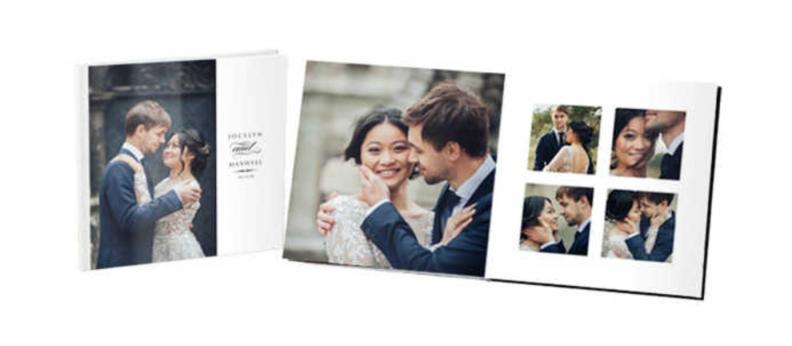Printique wedding albums