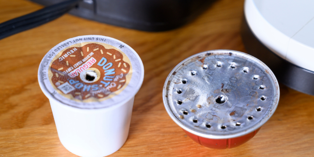 K-Cup vs. Nespresso Capsule