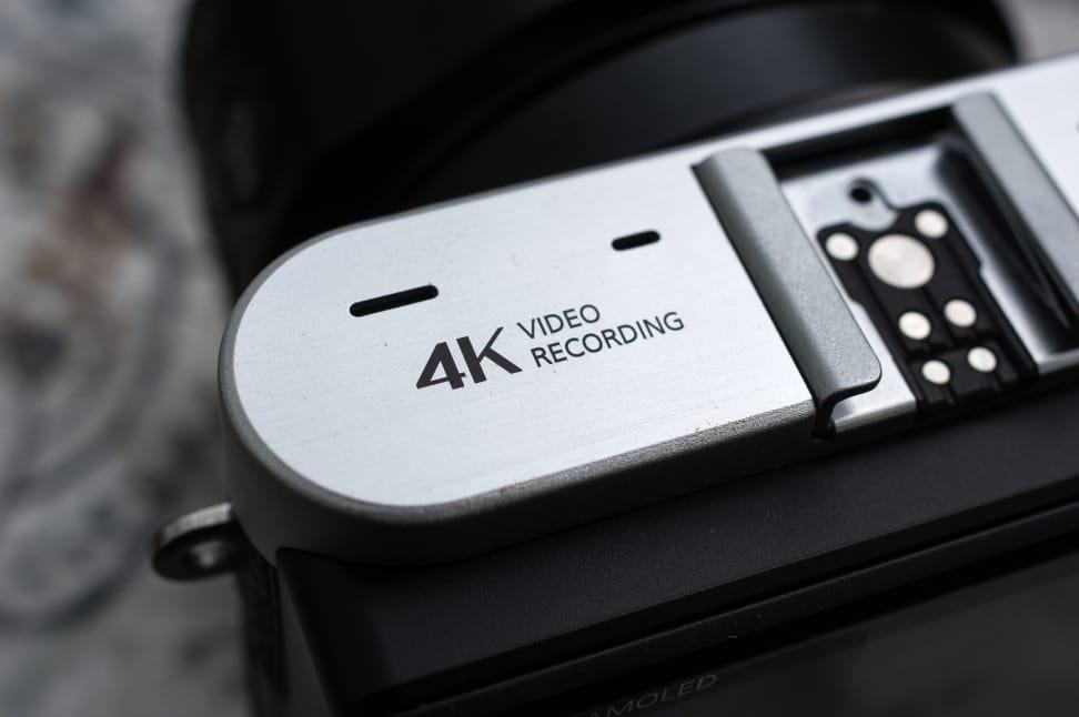 Samsung NX500 Review Design 4K