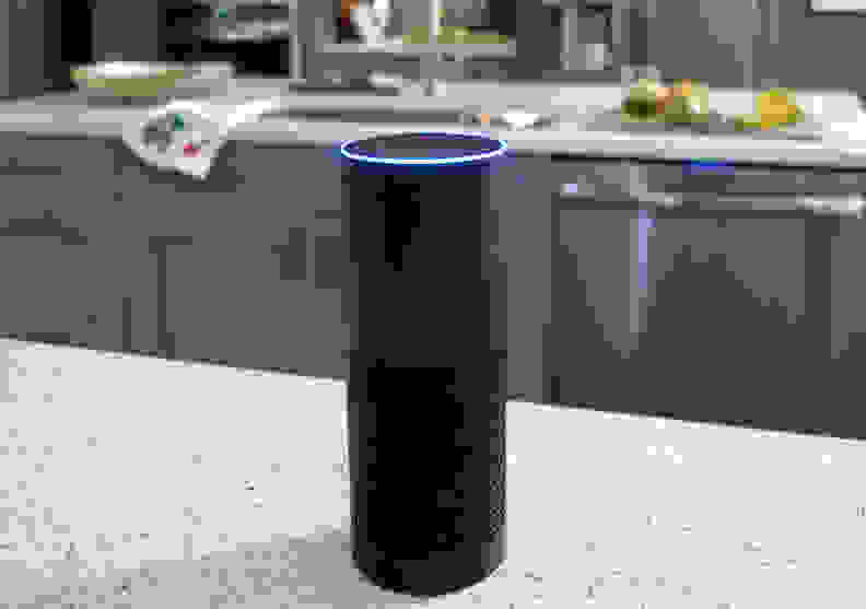 GE Alexa In Kitchen