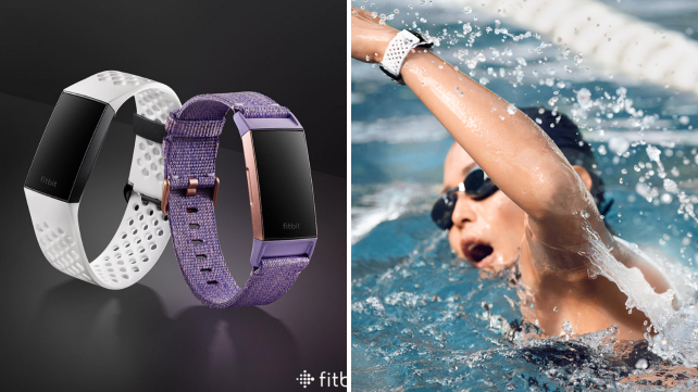 Best health and fitness gifts 2018 Fitbit Charge 3