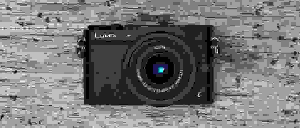 Product Image - Panasonic Lumix DMC-GM5