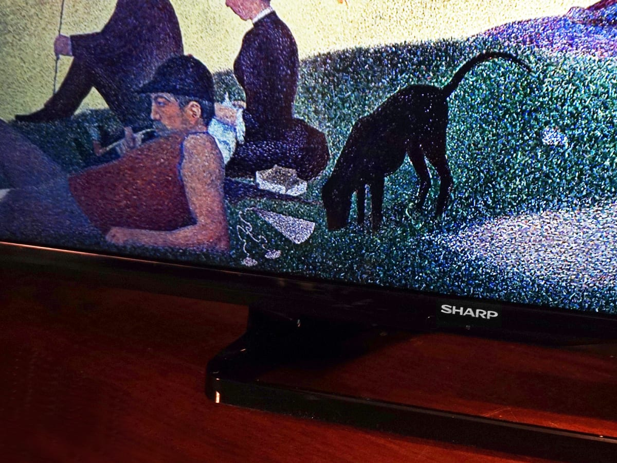 Sharp LC-32LE653U LED TV Review - Reviewed Televisions