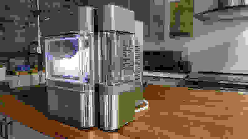 GE Profile Opal Nugget Ice Maker 2.0 Sidetank