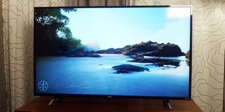 The TCL 50-inch UP120 4K Roku TV is on sale for $350 - Reviewed.com Televisions