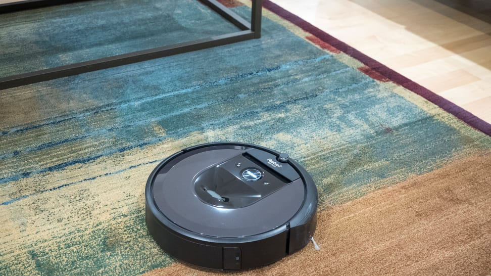 iRobot Roomba i7+ Robot Vacuum Cleaner Review - Reviewed