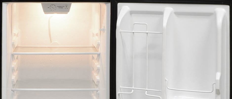 Magic Chef Mcbr415s 4 0 Cu Ft Stainless Look Compact Refrigerator Review Reviewed Refrigerators First, remove all packaging on the outside and inside of the fridge. magic chef mcbr415s 4 0 cu ft