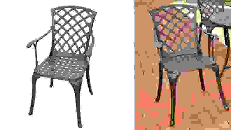 HSN Lawn Chair