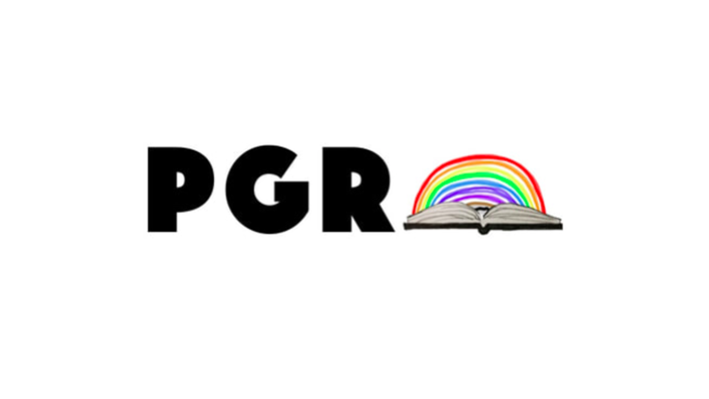 The People Get Ready logo featuring an image of a rainbow