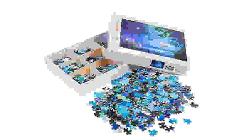 DEFWAY 1000 Piece Puzzles for Adults