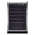 Frigidaire ffwc42f5ls 42 bottle wine cooler