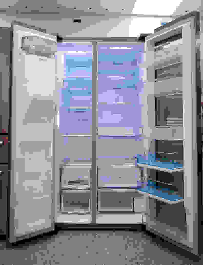 Samsung RH29H9000SR Interior