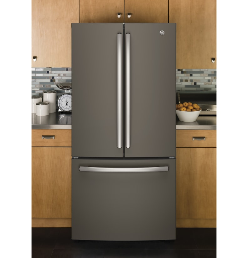 GE GNE25JMKES French Door Refrigerator Review - Reviewed