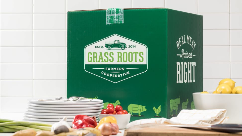 Grass Roots Farmers' Cooperative delivery service review