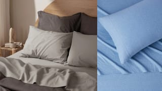 These sheets will make your dorm feel much more homey.