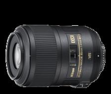 Product Image - Nikon AF-S DX Micro Nikkor 85mm f/3.5G ED VR